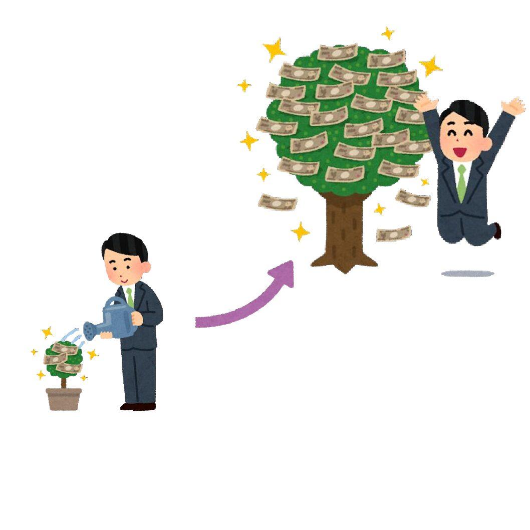 宝くじで高額当せんしたら投資する!?おすすめの資産運用方法は?